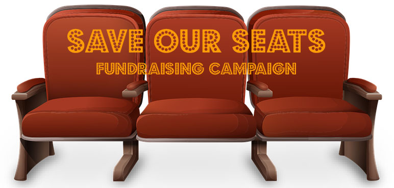 Save Our Seats Fundraising Campaign